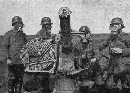 Deutsche Flak 1918