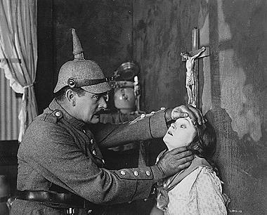 Amerikanische Kriegspropaganda 1. Weltkrieg